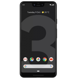 "Google Pixel 3 XL 64GB/128GB G013C GSM+CDMA Factory Unlocked GOOGLE Edition 4G LTE 6.3"" P-OLED Display 4GB RAM 12.2MP Rear & Dual 8MP+8MP Front Camera Phone - New"