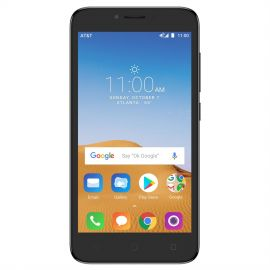 "New Alcatel Tetra 16GB GSM Unlocked 5041C 4G LTE 5"" IPS LCD 2GB RAM 5MP Android 8.1 Oreo Smartphone - Stealth Black"