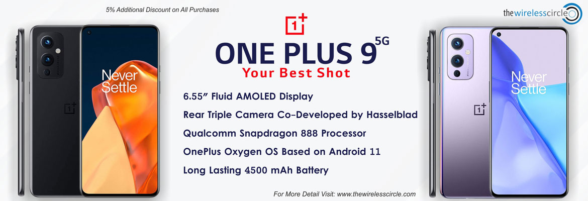 oneplus 9, oneplus 9 smartphone, buy oneplus 9 smartphone, additional 5% discount when you add a product to your cart